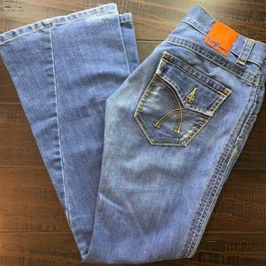 Tag Jeans ID #1009 Twisted Flare